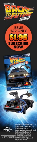 DeLorean Build Up...Click Here!