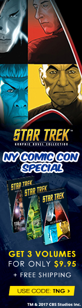 Star Trek - The Graphic Novel Collection