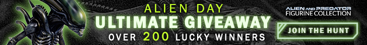 Alien Day Ultimate Giveaway - Join the Hunt!